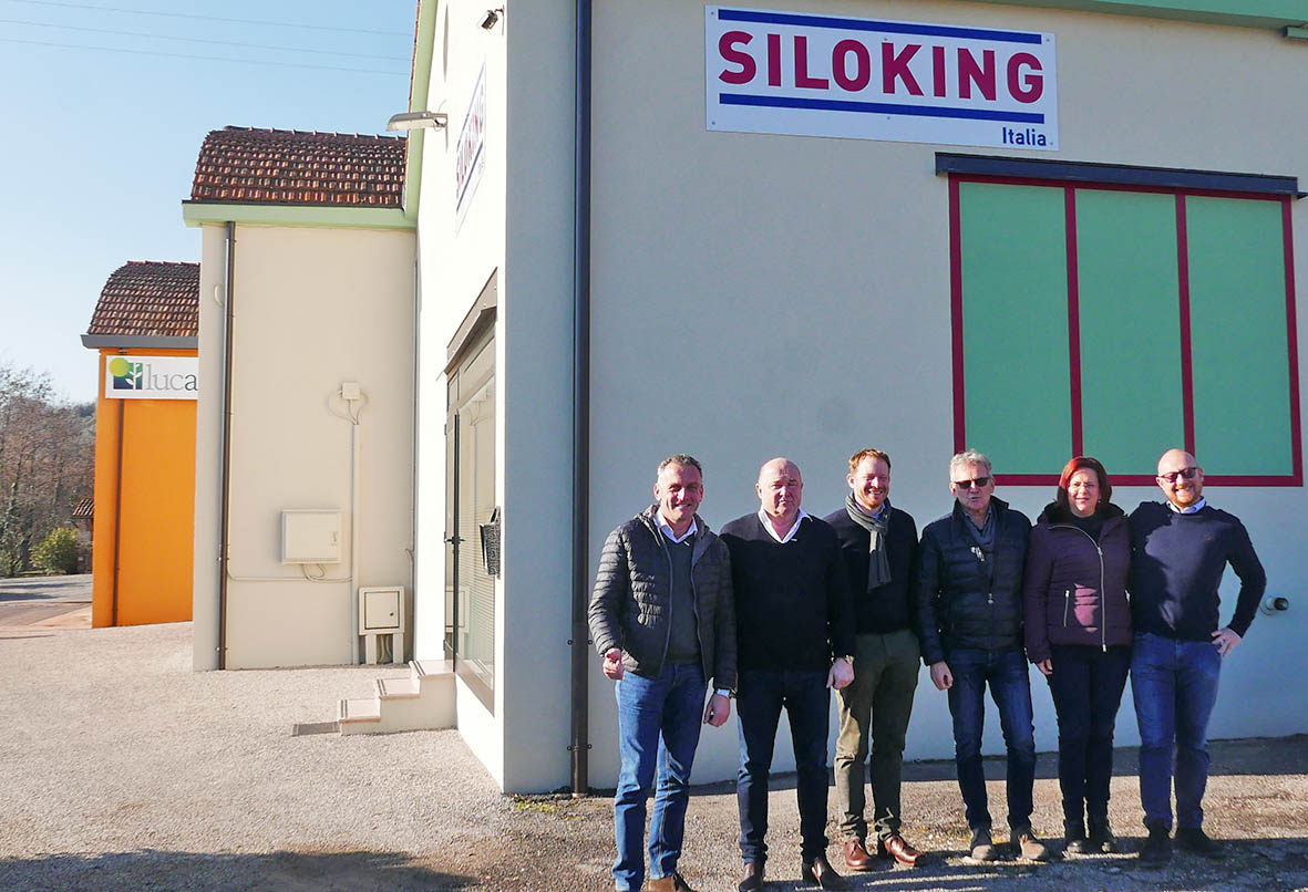 Meeting Commerciale Direzionale Siloking a Mason Vicentino